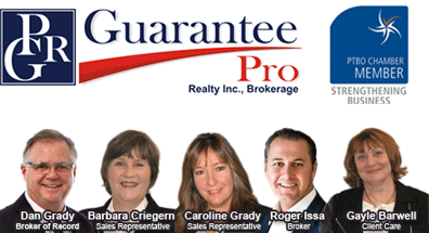 Guarantee Pro Realty Inc. Brokerage